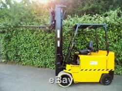 Hyster 4.5ton Electric Forklift Truck- Lift Height 6.5 Meters- Like Linde Toyota