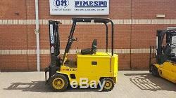 Hyster J3.00 XL Fork lift forklift Truck like Linde Toyota in good working order