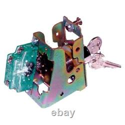 Ignition switch B11 for Linde forklift, pallet truck (4 pin, 2 positions)