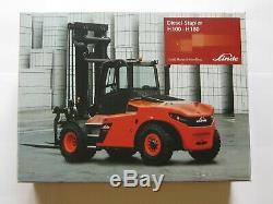 Kolibri 1/25 Scale diecast Linde 1401 Diesel Forklift Truck H100 H180