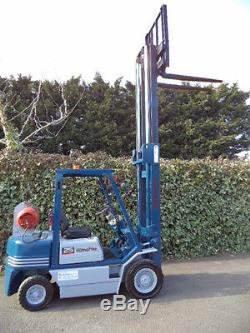 Komatsu Gas/LPG Counterbalance Forklift Truck- Linde Toyota Not Diesel