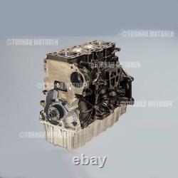 Kurbeltrieb Motor Austauschmotor VW 2.0 TDI CPYA CPYB CPY engine short block