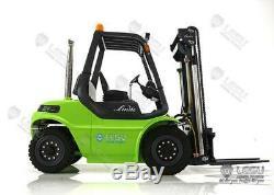LESU 1/14 RC Linde Unassembled Forklift Motor ESC Servo Truck Presell for hef