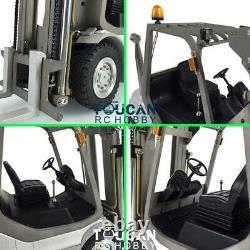 LESU 1/14 RC Linde Unassembled Forklift Transfer Motor ESC Servo Truck