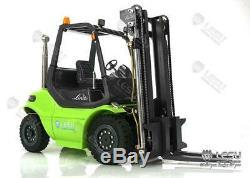 LESU 1/14 RC Model Linde Unassembled Forklift Transfer Car Motor ESC Servo Truck