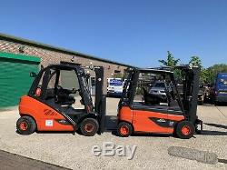 LINDE E25 Year 2013 ELECTRIC FORKLIFT Truck/ Nissan/Toyota/ Forklifts