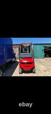 LINDE H20D 2t Diesel Counterbalance Forklift Truck/ Like Linde, Hyster, Cat