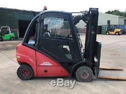 LINDE H20D Fork Lift Truck Toyota Hyster Linde Yale DW0454