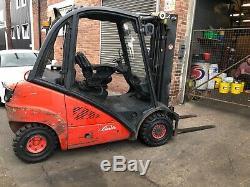 LINDE H25D Diesel Forklift truck FOR SALE