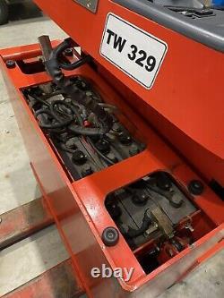 LINDE T20 2013 2000kg ELECTRIC PALLET TRUCK FORKLIFT RIDE ON