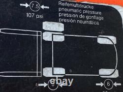 Linde 1.5 Ton Diesel Fork Lift Truck. Fully serviced 4 Good Tyres FORKLIFT