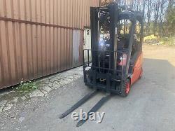 Linde 1.6Ton LPG Counterbalance Forklift Truck