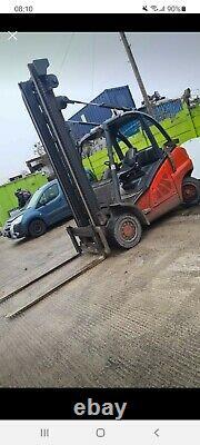 Linde 2011 4 Ton Forklift Truck