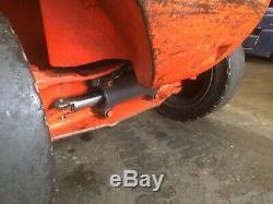 Linde 4 Ton Diesel Fork Lift Truck £2,500 + Vat