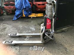 Linde City Electric Pallet Truck