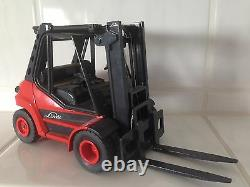 Linde Conrad HEAVY TRUCK H50-80/1100 forklift fork lift truck VERY RARE