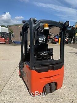 Linde E 12 Electrick Forklift Truck/ Nissan / Toyota / Caterpillar