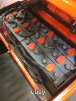 Linde E12 Electric Fork Lift Truck Forklift £5,750 + Vat