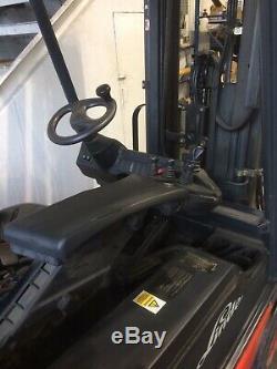 Linde E16 C -02 48 Volts Fork Lift Truck Forktruck £5,495 + Vat