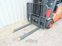 Linde E20ph Used Electric Forklift Truck. (#2695)