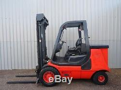 Linde E35p Used Electric Forklift Truck. (#2768)