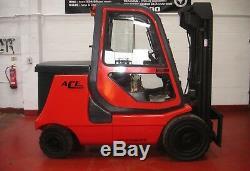 Linde E40P 4000kg Electric Forklift Fork Lift Forktruck Fork Truck AH759