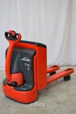 Linde Electric Pallet Truck