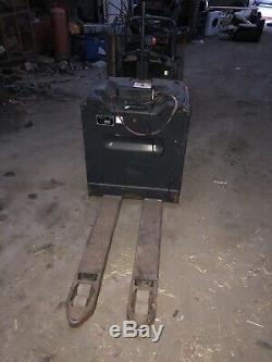 Linde Electric Pallet Truck Pump Truck Forklift