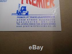 Linde Fork Lift Truck not Nissan, Toyota, Mitsubishi