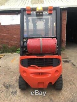 Linde Forklift Truck Gas 1.8 Ton