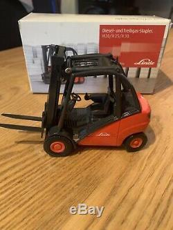 Linde Forklift Truck Model 2785 Conrad H20 H25 H30 125