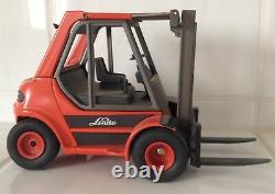 Linde GAMA HEAVY TRUCK H80 forklift fork lift truck VERY RARE