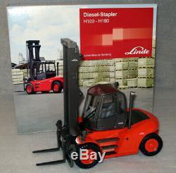 Linde H 100-180D (Version 1) forklift fork lift truck MINT IN BOX