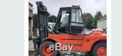 Linde H120 Forklift Truck