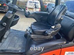 Linde H16 Gas Forklift Truck