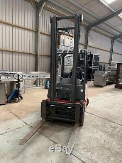 Linde H16 Gas/LPG Counter Balance Forklift truck NO VAT