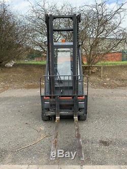 Linde H16D-03 1.6 Ton Diesel Counterbalance Forklift Truck £4500 + VAT