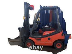 Linde H16T Gas Forklift Truck 1.6T 1992 Spares or Repair