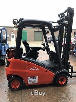Linde H16t Gas Forklift Truck