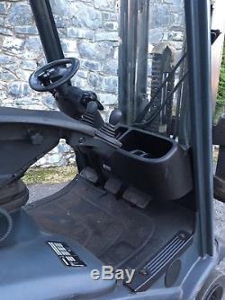 Linde H18 Gas Fork Truck