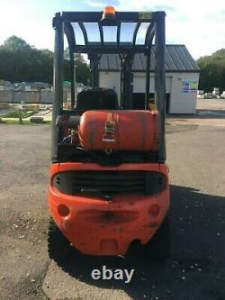 Linde H18T-03 Forklift Truck