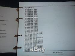 Linde H20-03 H35-03 Forklift Lift Truck Parts Manual Book Catalog