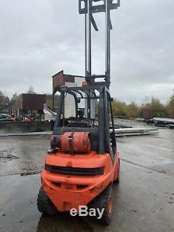 Linde H20/25 Lpg Forklift Truck