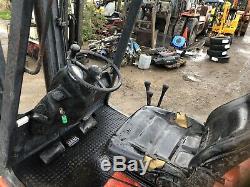 Linde H20 Diesel Forklift Truck Fork Side Shift Deutz Engine