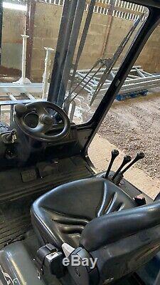 Linde H20 T-03 2000kg Gas Counter Balance Forklift Truck No V. A. T