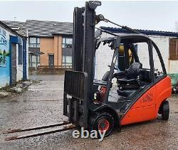 Linde H20D, 2t Diesel Counterbalance Forklift Truck, 2008 year, 4830 hours