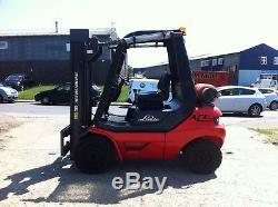 Linde H20T-02 2000kg Gas Forklift Fork Lift Fork Truck Forktruck