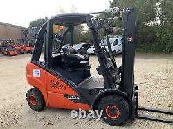 Linde H20d Forklift Truck