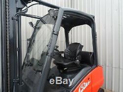 Linde H20d Used Diesel Forklift Truck. (#2417)