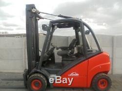 Linde H25D Diesel Counterbalance Forklift Truck Warehouse Equipment
